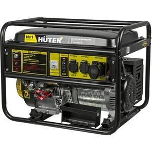Генератор бензиновый Huter DY9500LX генератор бензиновый kipor kge 12 e