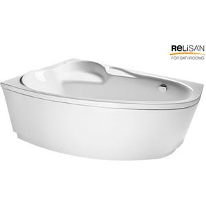 Акриловая ванна Relisan Ariadna L 150x110 левая (Гл000001636) каркас для ванны relisan ariadna 170х110 гл000003439