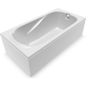 Акриловая ванна Relisan Elvira 150x75 на каркасе (Гл000000978, Гл000004009)