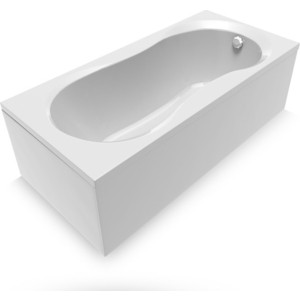 Акриловая ванна Relisan Lada 120x70 на каркасе Гл000000539 Гл000000946