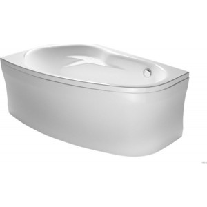Акриловая ванна Relisan Zoya L 140x90 левая (Гл000001247) цена в Москве и Питере