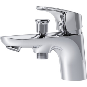 Смеситель для ванны Am.Pm Like для установки на борт ванны (F8010232/F8010200) смеситель на борт ванны vega niagara lux 91а1605125