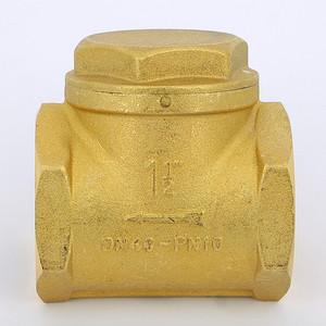 Клапан ITAP обратный CLAPET 11/2 ВР дисковый горизонтальный с металлическим затвором и ревизией