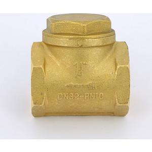 Клапан ITAP обратный CLAPET 11/4 ВР дисковый горизонтальный с металлическим затвором и ревизией