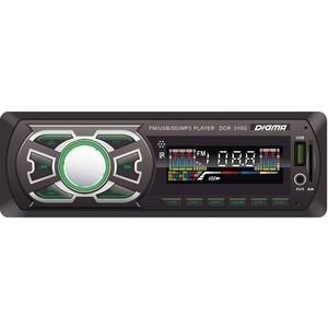 купить Автомагнитола Digma DCR-310G дешево