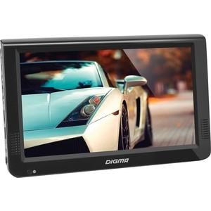 Автомобильный телевизор Digma DCL-1020 монитор в авто digma dcl 700