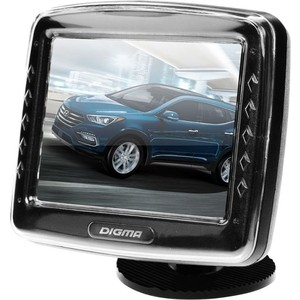 Автомобильный монитор Digma DCM-350 цена и фото