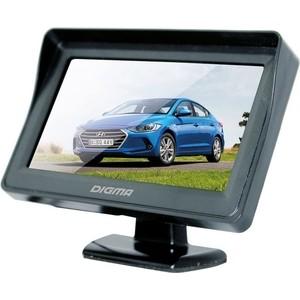 где купить Автомобильный монитор Digma DCM-430 дешево