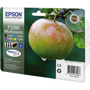 Картридж Epson MultiPack (BCMY) (C13T12954010/C13T12954012)