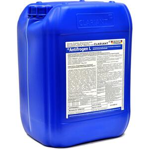 Теплоноситель Clariant для систем отопления Antifrogen L 21 кг синий теплоноситель для систем отопления dixis 30л