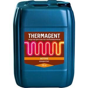 Средство для очистки Thermagent Active для систем отопления 10 кг теплоноситель для систем отопления dixis 30л