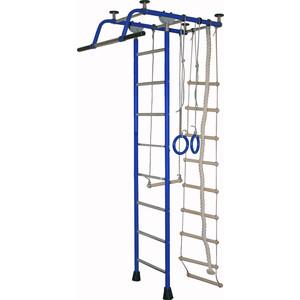 Детский спортивный комплекс Крепыш плюс (02283) Т синий детский спортивный комплекс крепыш плюс 02453 т пвх синий