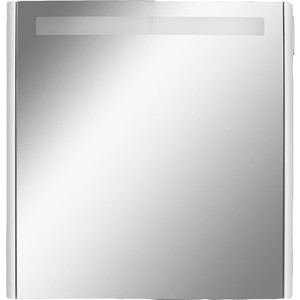 Зеркальный шкаф Am.Pm Bliss D 60 правый, с подсветкой, белый глянец (M55MCR0601WG)