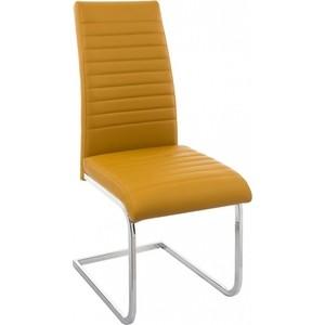 Стул Woodville Avrora желтый стул woodville arsen желтый