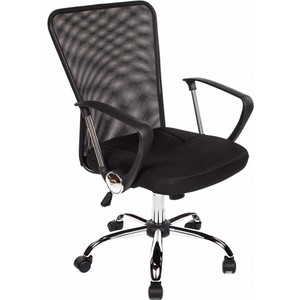 цены на Офисное кресло Woodville Luxe черное