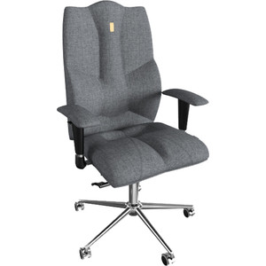 Эргономичное кресло Kulik System BUSINESS 0605 кресло kulik system статусное кресло kulik diamond индивидуальная прошивка design 3d подголовник