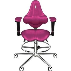 Эргономичное кресло Kulik System KIDS 1502 кресло kulik system статусное кресло kulik diamond индивидуальная прошивка design 3d подголовник