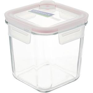 Контейнер квадратный 0.92 л Glasslock (MCSD-092A) контейнер прямоугольный 1 73 л glasslock ocrt 173a