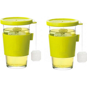 Набор стаканов 2 штуки 0,38 л Glasslock (GL-1363)