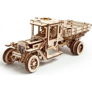 Конструктор 3D-пазл Ugears Грузовик UGM-11 (70018)