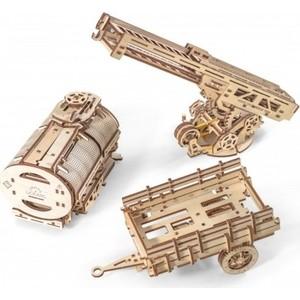 Конструктор 3D-пазл Ugears Дополнение к грузовику UGM-11 (70019)