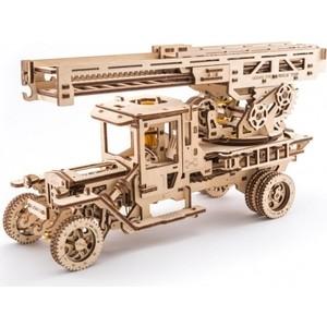 Конструктор 3D-пазл Ugears Пожарная лестница (70022)