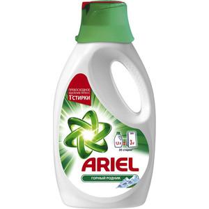 Ariel средство для стирки Горный родник 1300мл