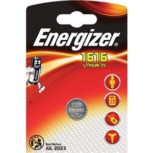Батарейка ENERGIZER Lithium CR1616 PIP1
