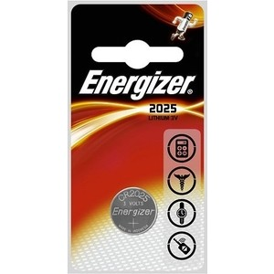 Батарейка ENERGIZER Lithium CR2025 PIP1