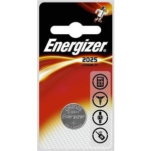 Батарейка ENERGIZER литиевая миниатюрная 2025 2шт