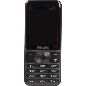 Мобильный телефон Philips E181 Xenium Black philips xenium x501 обзор