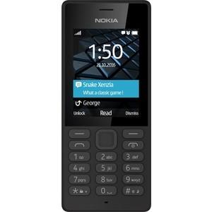 Мобильный телефон Nokia 150 DS Black мобильный телефон nokia 216 ds синий