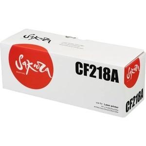 Картридж Sakura CF218A 1400 стр. с чипом