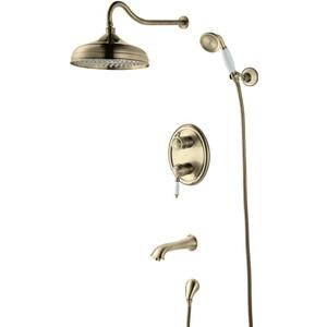 Душевая система Lemark Villa для ванны и душа, встраиваемый (LM4822B) душевая система lemark mars для ванны и душа встраиваемый lm3522c