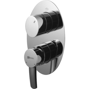 Смеситель для ванны Lemark Atlantiss (LM3228C) смеситель для ванны lemark atlantiss lm3228c