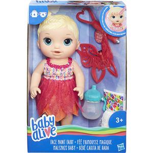 Интерактивная кукла Hasbro Baby Alive Малышка - Фея B9723EU4