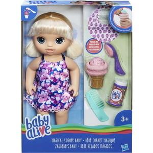 Интерактивная кукла Hasbro Baby Alive Малышка с мороженым C1090EU4