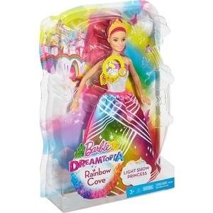 Mattel Barbie Барби Радужная принцесса с волшебными волосами DPP90