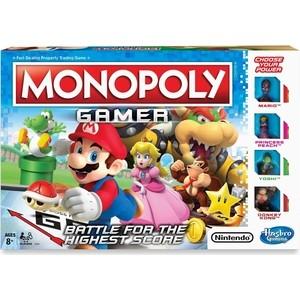 Hasbro Games Монополия Геймер C1815121 настольная игра hasbro моя первая монополия