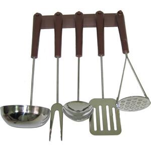 Набор кухонных инструментов 5 предметов Амет (1с563)