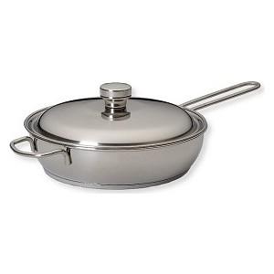 Сковорода 1.5 л с крышкой Амет Прима (1с740 2 ручки)
