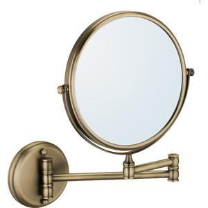 Зеркало косметическое настенное Fixsen Antik, бронза (FX-61121)