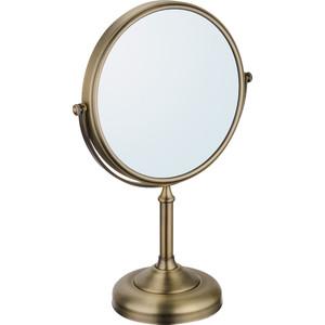 Зеркало косметическое настольное Fixsen Antik, бронза (FX-61121A) fixsen antik fx 61115