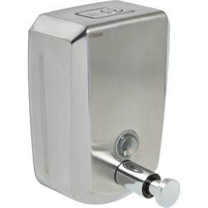 Дозатор для жидкого мыла Fixsen Hotel 0,5 л, хром (FX-31012)