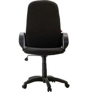 Кресло Фабрикант Биг (ткань мебельная ТК-1 (черный) ТГ PL 680 PL-1 ролик ст.)