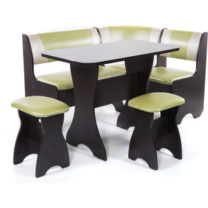 Набор мебели для кухни Бител Тюльпан - комби (венге с-105 + с-101 венге)