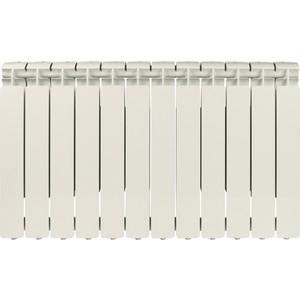 Радиатор отопления STOUT Bravo 500 14 секций алюминиевый боковое подключение