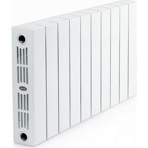 Радиатор отопления RIFAR SUPReMO 350 10 секций биметаллический боковое подключение (RIFAR S350-10) termolux a80 350 ral9016 10 секций