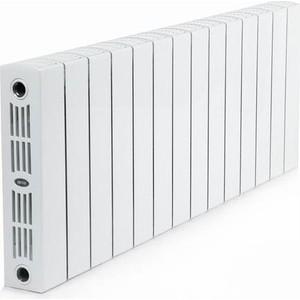 Радиатор отопления RIFAR SUPReMO 350 14 секций биметаллический боковое подключение (RIFAR S350-14)