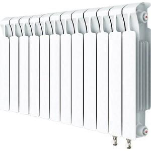 цена на Радиатор отопления RIFAR MONOLIT VENTIL 500 MVR 12 секций биметаллический нижнее правое подключение (RM50012 НП50)